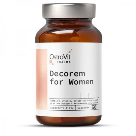 OstroVit Pharma Decorem For Women, 60 капсул